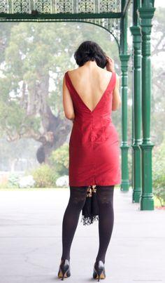 BurdaStyle 10/2009, Dress 116