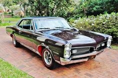 1967 Pontiac GTO.. Re-pin Brought to you by  #HouseofInsurance in #EugeneOregon for #LowCostInsurance