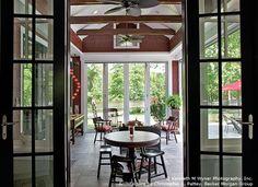 Ultra Series Folding Door & More - Coastal Traditional