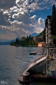 Italy Lombardy Varenna Villa Monastero, Varenna · Lago di Como ¦ pilago