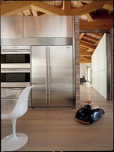 Sub-zero ICBBI-48SID side-by-side koel-vriescombinatie - Product in beeld - - Startpagina voor keuken ideeën | UW-keuken.nl