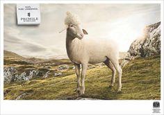 Pringle of Scotland:  Mountain Funny Advertising, Funny Ads, Creative Advertising, Print Advertising, You Funny, Print Ads, Advertising Campaign, Funny Stuff, Pringle Of Scotland