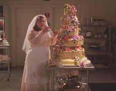 Sookie's cake is what you should have!