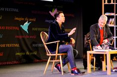 ercol at the Hay Festival - May 2014