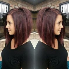 Long bob hairstyles are everywhere so why don't you join the club? In this article we've rounded Super Long Bob Hairstyles 2015 - 2016 gallery that you love Bob Style Haircuts, Bob Hairstyles 2018, Inverted Bob Hairstyles, Medium Bob Hairstyles, Long Bob Haircuts, Short Hairstyles For Women, Haircut Styles, Haircut Medium, Trendy Hairstyles