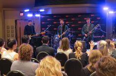 Sam Roberts Band Performs at Aeroplan dExclusives Launch