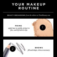 Must remember this apparently I am doing it all wrong. The Only Way You Should Ever Put On Makeup