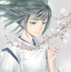 Haku- spirited away