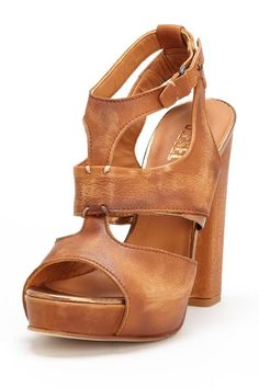 Antoinette Platform Sandal--I could probably only wear them for five minutes, but I love them!
