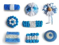 Argentina Patriotic Symbols - National Crest, Flag, Escarapela and Anthem Perfect Image, Perfect Photo, Fun Crafts, Diy And Crafts, Patriotic Symbols, Craft Party, Diy For Kids, Cool Photos, Crochet Necklace