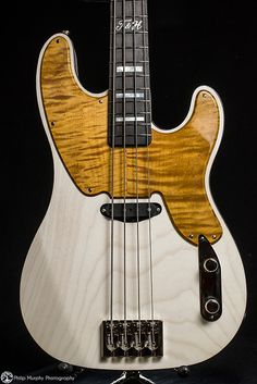 DescriptionOne of the instruments we made a name for ourselves with was our Tele   Bass mods. If you