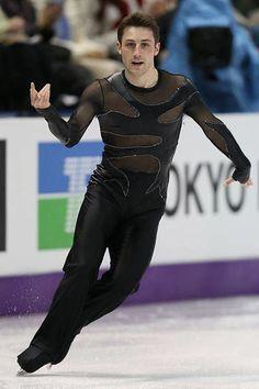Brian Joubert(France)  : World Figure Skating Championships 2013 in London(CANADA)