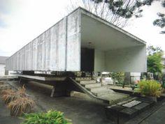 『徳雲寺納骨堂』(1965年菊竹清訓設計)Kiyonori Kikutake