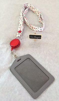 Porte badge, porte clés, porte passe carte