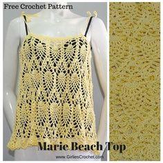 Marie Beach Top