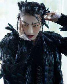 Excelente fotografía de Lee Sung Hee para Vogue Corea (enero 2013)
