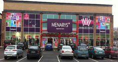 Menarys Parks, Retail, Street View, Shops, Park, Retail Space, Retail Merchandising, Parkas