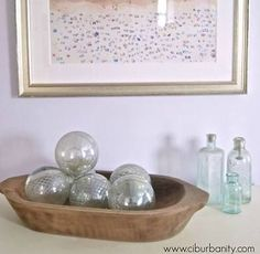 35 Cool Dough Bowls Decorating Ideas   Decorating Ideas   For the     Decorating a Dough Bowl for Every Season
