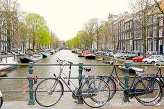 Amsterdam - nice views www.aruralchiclifestyle.com Amsterdam Travel, Nice View, Trips, Viajes, Traveling, Travel