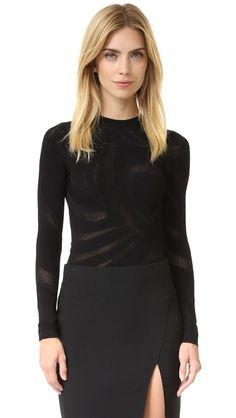 Black Versace Knit Sweater