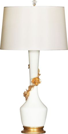 Avril Rose Blanc Table Lamp Bradburn Gallery $ 809.20