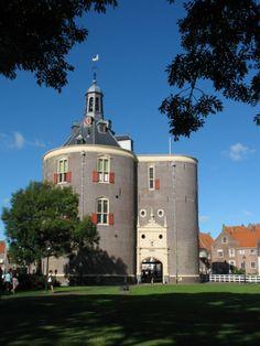 Cultureel Centrum de Drommedaris te Enkhuizen