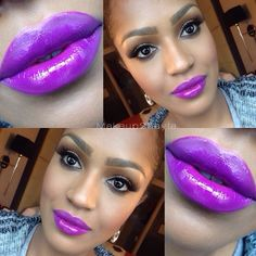 "MOTD Heroine lipstick/lipgloss by MAC. @flutterlashesinc ""Judy"" lashes. @coverfx liquid foundation.ac loose powder. @motivescosmetics ""empress"" blush. Inglot 77 gel eyeliner. @anastasiabeverlyhills ""medium brown"" brow powder duo. Mac studio finish nc42 under my brow. #flutterlashes #motivescosmetics #coverfx #anastasiabeverlyhills #maccosmetics - @makeupshayla- #webstagram"