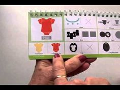 2 CUTE, SHAPED BABY CARDS! - YouTube