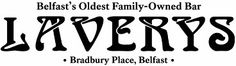 Lavery's Bar, Pool Hall, and Music Venue 12-18 Bradbury Place, Belfast, BT7 1RS