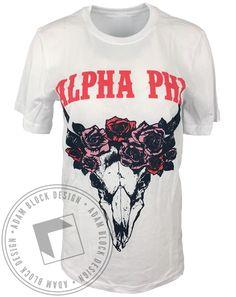 dd6622c1 277 Best Alpha Phi images | Sorority outfits, Alpha phi, Block design