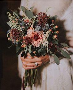 Ramo boda invierno