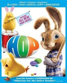 Easter fun in a bunny movie!  http://www.squidoo.com/hop-2011