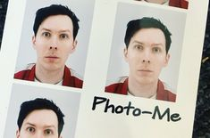My new forehead is officially in my passport! If emo hair comes back in style next year I will be mad