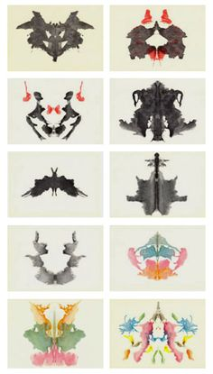 Test de Rorschach, Jacques Hurtubise