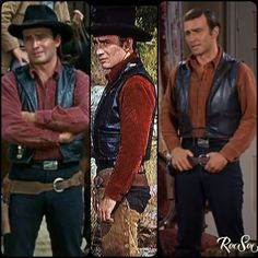 James Drury The Virginian Best Barbecue Sauce, Doug Mcclure, James Drury, Hot Cowboys, The Virginian, Having A Crush, Favorite Tv Shows, Tv Series, Handsome