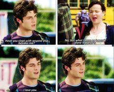 I miss this! Matty and Jenna <3