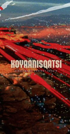 Koyaanisqatsi (1982) - A collection of expertly photographed phenomena with no conventional plot. The footage focuses on nature, humanity and the relationship between them.