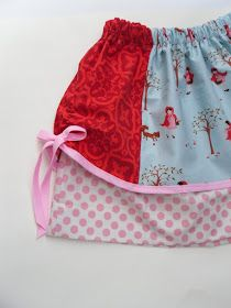 THE SEWING DORK: Oilily Shaza Skirt Knockoff (Tutorial)