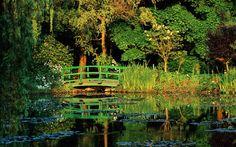 Claude Monet's Garden: Giverny, France