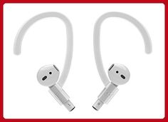 AirRings for Apple Airpods - Exclusive for Apple iPhone 7 / iPhone 7 Plus - Little daily helpers (*Amazon Partner-Link)