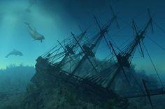 Shipwrecks | Old Shipwrecks
