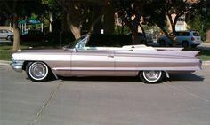 '62 Cadillac convertible