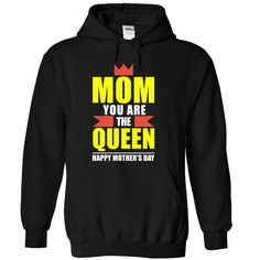 Happy Mothers Day - Mom you are the Queen Shirt