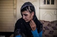 'I wish I had died': Girl struck 15 times with an axe by her BROTHER in attempted 'honour killing'. Gul Meena was forced to marry a 60-year-old man at the age of 12. After five years, she met a boy and fled Pakistan for Afghanistan with him, but her brother tracked them down, killed her boyfriend and left her for dead. Read More: http://www.dailymail.co.uk/news/article-2304322/Gul-Meena-struck-15-times-axe-BROTHER-honour-killing-attempt-wishes-died-day.html 04-05-2013