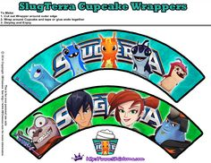 http://skgaleana.com/free-slugterra-party-printables-and-crafts/