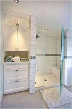 Your restroom being such a little part of your house, it's nearly extreme to hire someone else to do something that you can do yourself. #bathroomremodelidea