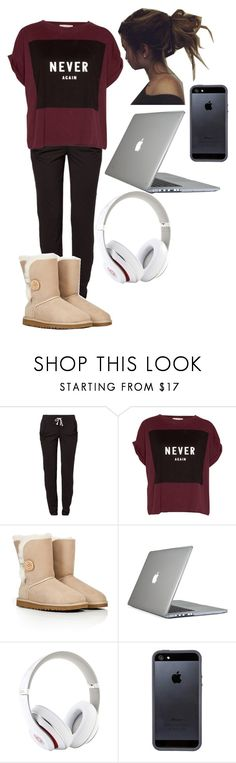 """Untitled #295"" by i-found-wonderland ❤ liked on Polyvore featuring Reebok, Pull&Bear, UGG Australia, Speck, Beats by Dr. Dre and Tavik Swimwear"