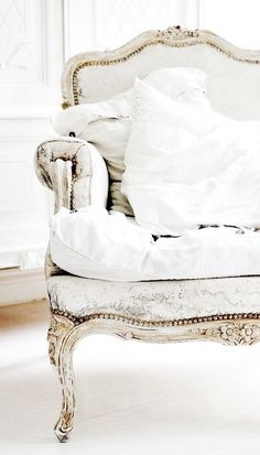 Shabby Chic Chair - LOVE