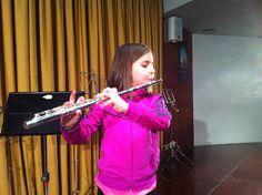 Flauta Travesera: Carta a mi Profesora Hola Vanesa soy Lucía Fernánd...