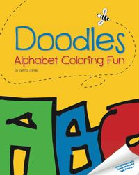 Doodles Alphabet Coloring Fun is now available for $5.99.